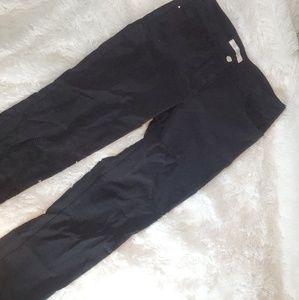 🍭🍭 Black sophisticated straight leg pants Size 8